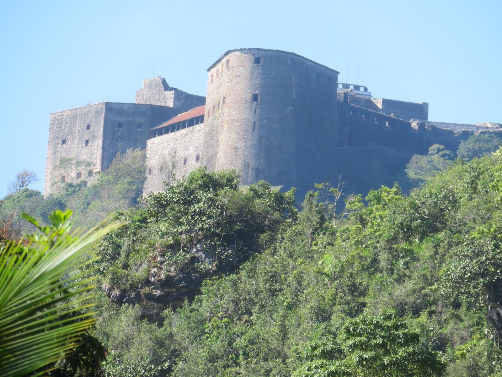 'The Citadel', The Massive Fortress of King Henri Christophe, Cap Haitien, Haiti