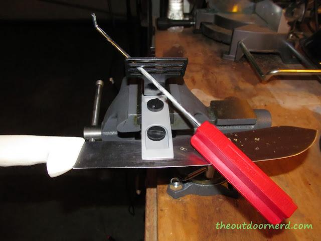 EZE-LAP Angled Sharpening System 2 of 2