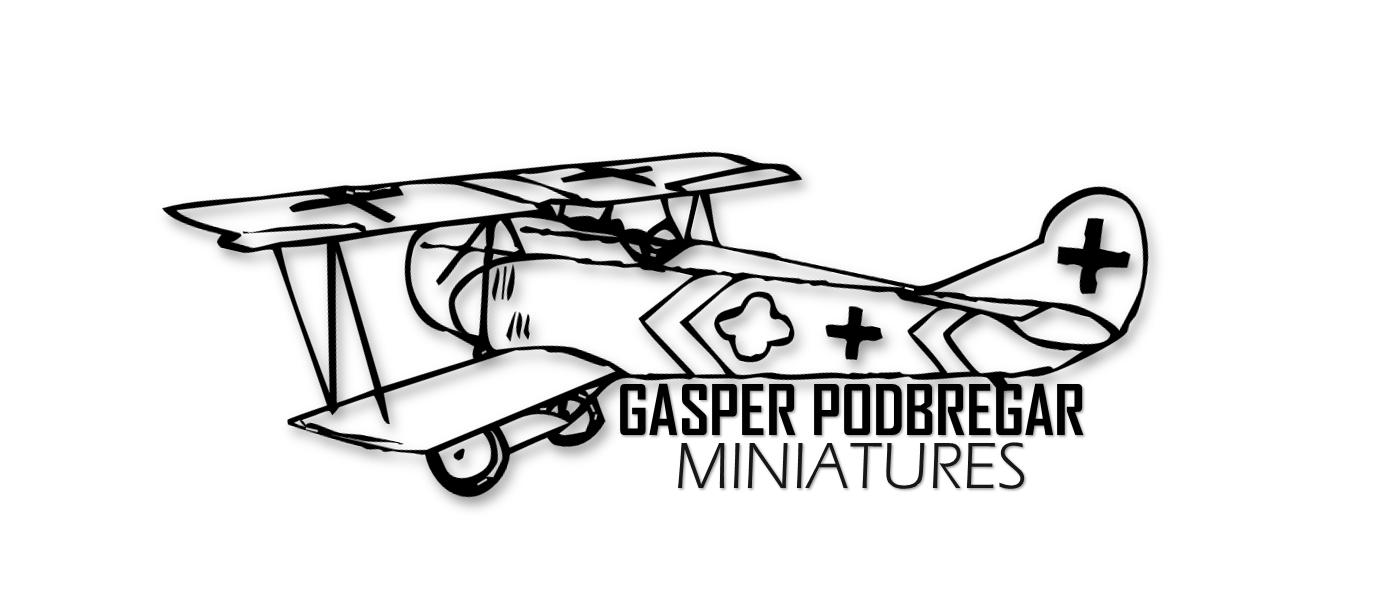 GASPER PODBREGAR MINIATURES