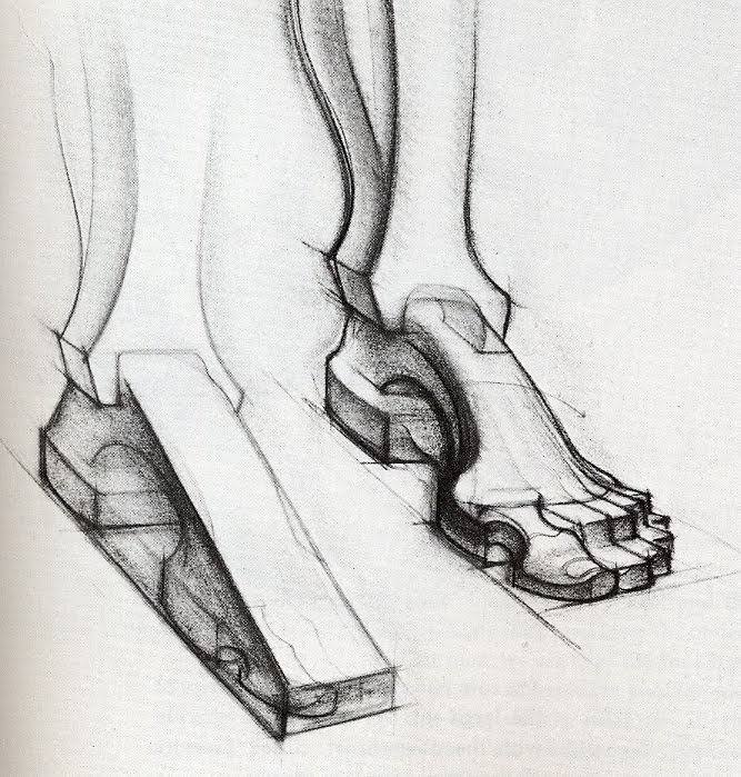 Figure Drawing and Anatomy: Hand and Feet