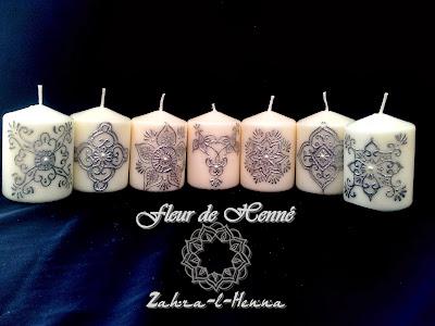 cadeau bougies henné nancy pas cher