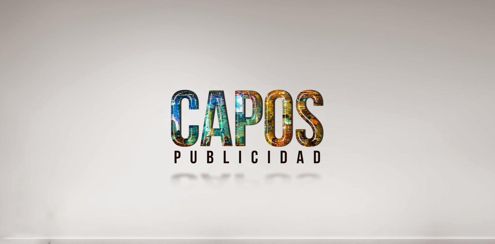 Capos publicidad for Agencia de publicidad