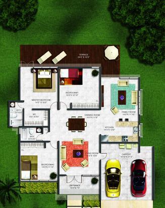 Planos de casas modelos y dise os de casas casas for Modelos de casas minimalistas