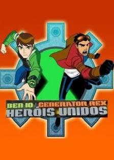 FILMESONLINEGRATIS.NET Ben 10 e Mutante Rex: Heróis Unidos