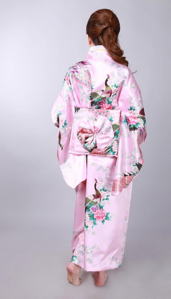 New Fashion Japanese Women's Kimono Yukata
