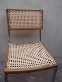 Reforma de cadeira de palinha