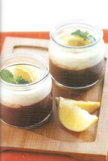 Choco Lemon Mousse