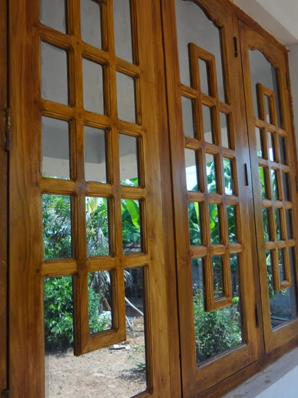 Wood design ideas kerala wooden window wooden window for Window design wood