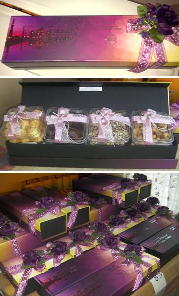 Tempahan Hamper Raya 2012 (Exclusive Package 1)