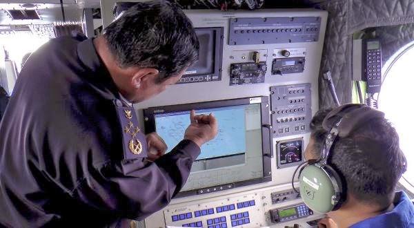 sinyal yang diduga mh370 ditemukan