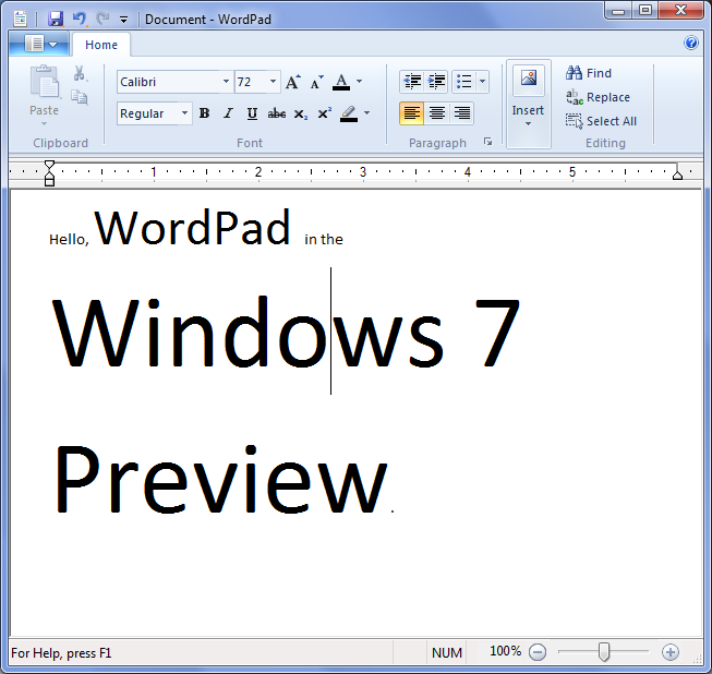 how to get rid of wordpad in windows 10
