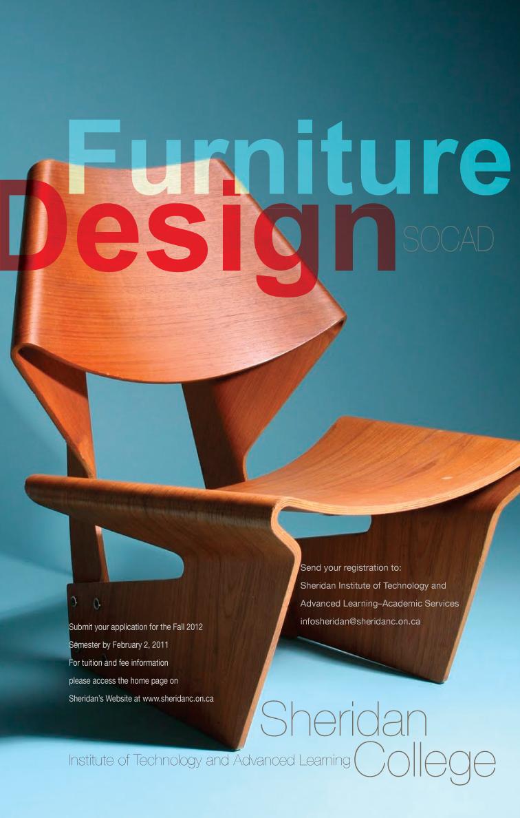 Michelle Berardi Illustration: Sheridan Furniture Poster