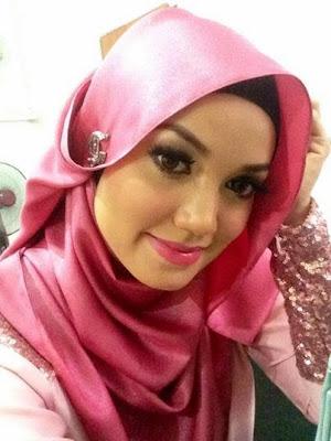 NGERI Puteri Sarah Liyana isteri Syamsul Yusof kemalangan