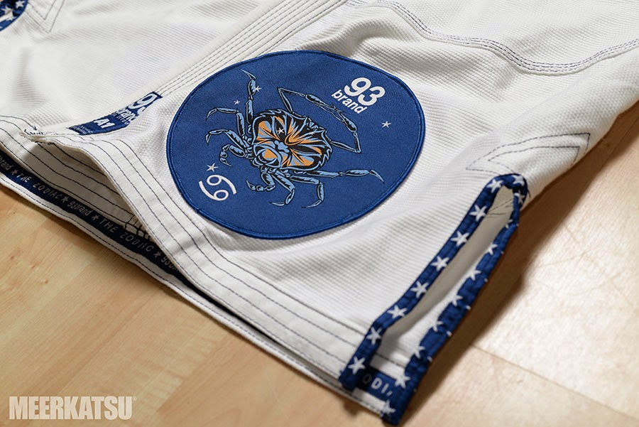Meerkatsu Art – The Zodiac gi by 93 Brand