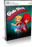 Giana Sisters: Twisted Dreams Multilenguaje (Español) (PC-GAME)
