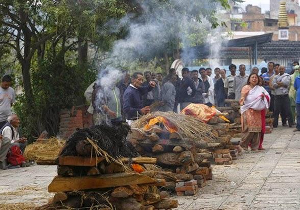NEPAL: 4.173 MUERTOS