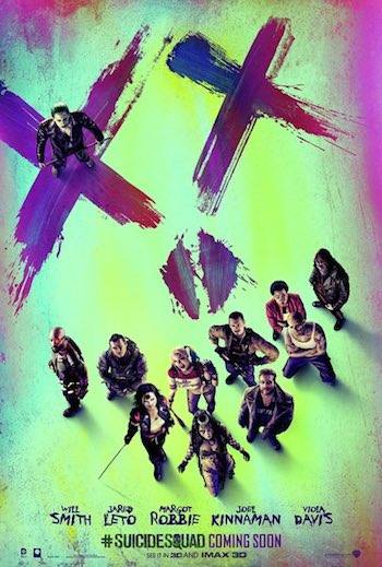 Suicide Squad 2016 Official Trailer