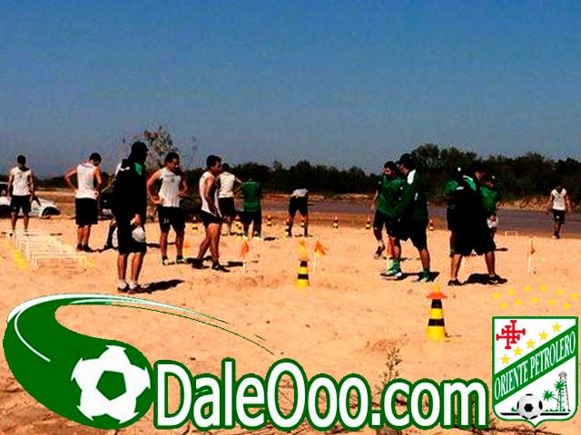 Oriente Petrolero - Río Piraí - DaleOoo.com sitio del Club Oriente Petrolero