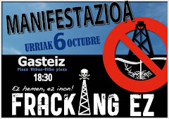 Vídeo sobre el fracking