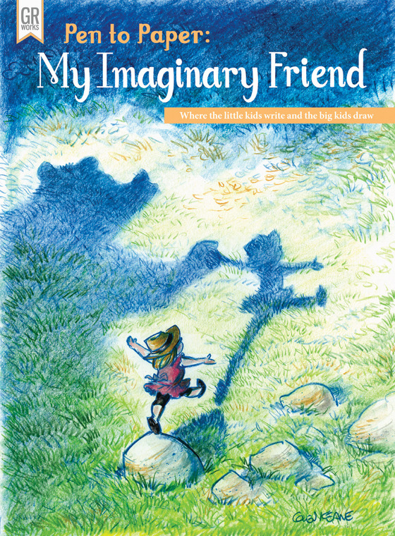 """imaginary friend essay Awakening essay wings when any harm, real or imaginary, threatened their precious brood"""" (638) edna does not nurture her children like all the mothers do and she thinks."""