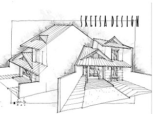 Sketsa Rumah on Sketsa Rumah Idaman 2008111111