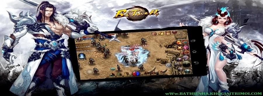 Tải game Bá Thiên Hạ miễn phí cho android, iphone