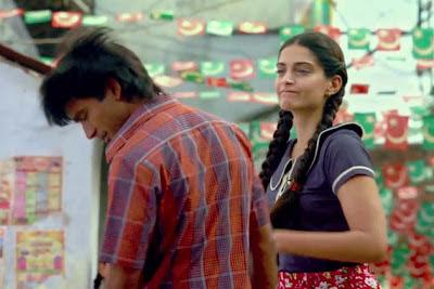Behind the scenes - Raanjhanaa