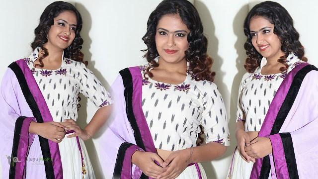 Avika Gor Latest HD images at Cinema Chupista Maava Movie Audio Launch