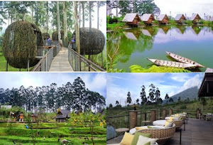 Surga Wisata di Lembang