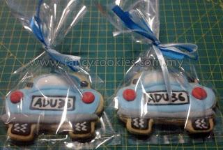 fancy cookies kereta