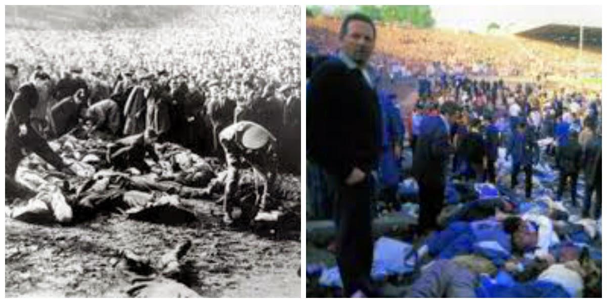 Tragedi Burnden Park Tragedi Mengerikan Sepanjang Sejarah Sepak Bola