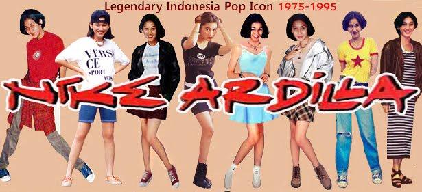 NIKE ARDILLA, LEGENDARY INDONESIAN POP STAR