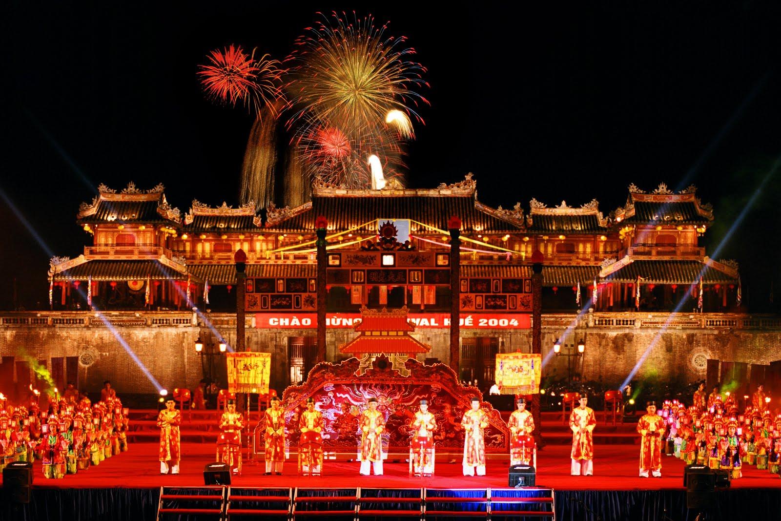 Kết quả hình ảnh cho Hue's royal court music