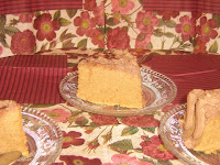 Easy biscuit cake with soda