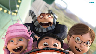 Movie Animations Wallpaper