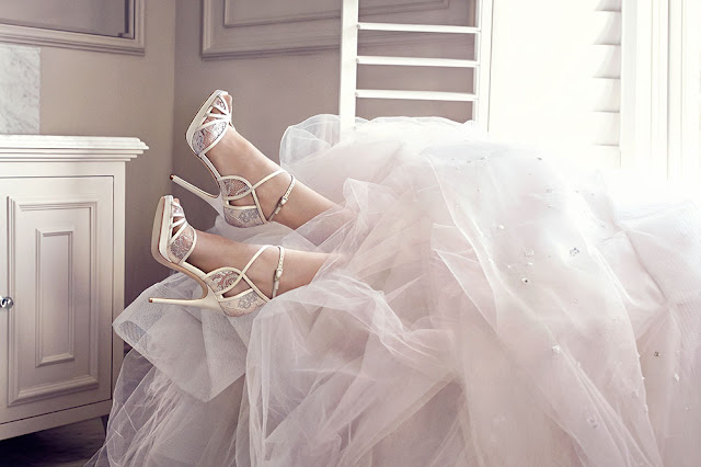 jimmy choo 2016 bridal collection