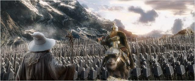 """Dain pie de Hierro """"El Hobbit: La Batalla de los Cinco Ejércitos"""""""