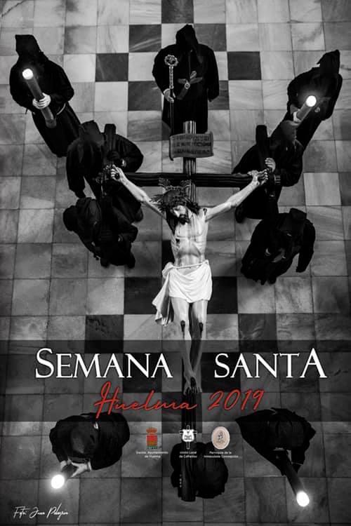 CARTEL SEMANA SANTA HUELMA 2019