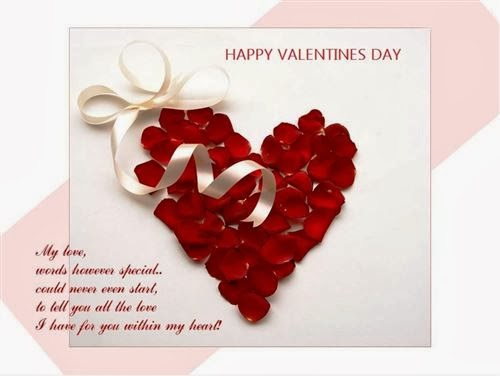 Meaning Valentine's Day 2014 Quotes and Sayings To Husbands