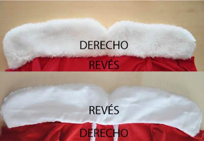 cuello cosido vestido navidad para perro