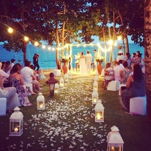 Perfect Backyard Wedding : , perfect wedding decoration, wedding decorations outdoor, wedding