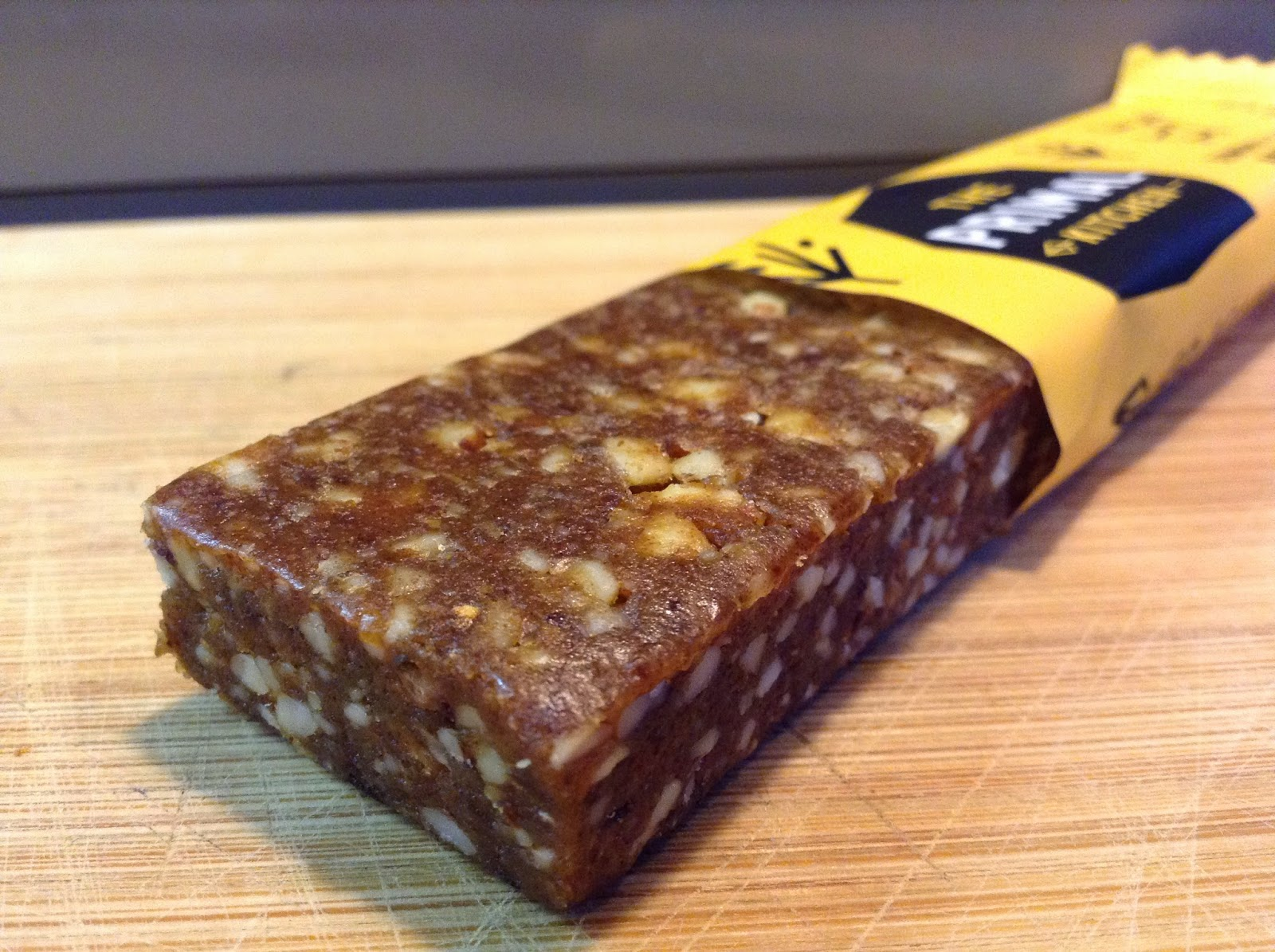 cave food kitchen: product review: the primal kitchen bar