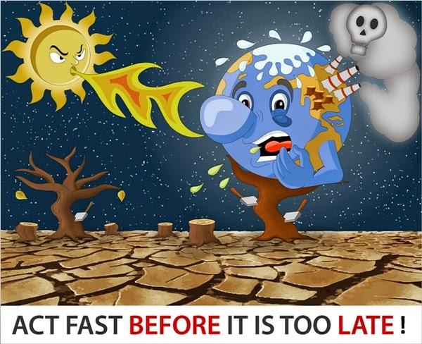 Hari Bumi: Bumi Semakin Sekarat, Sudah Tak Layak Huni!