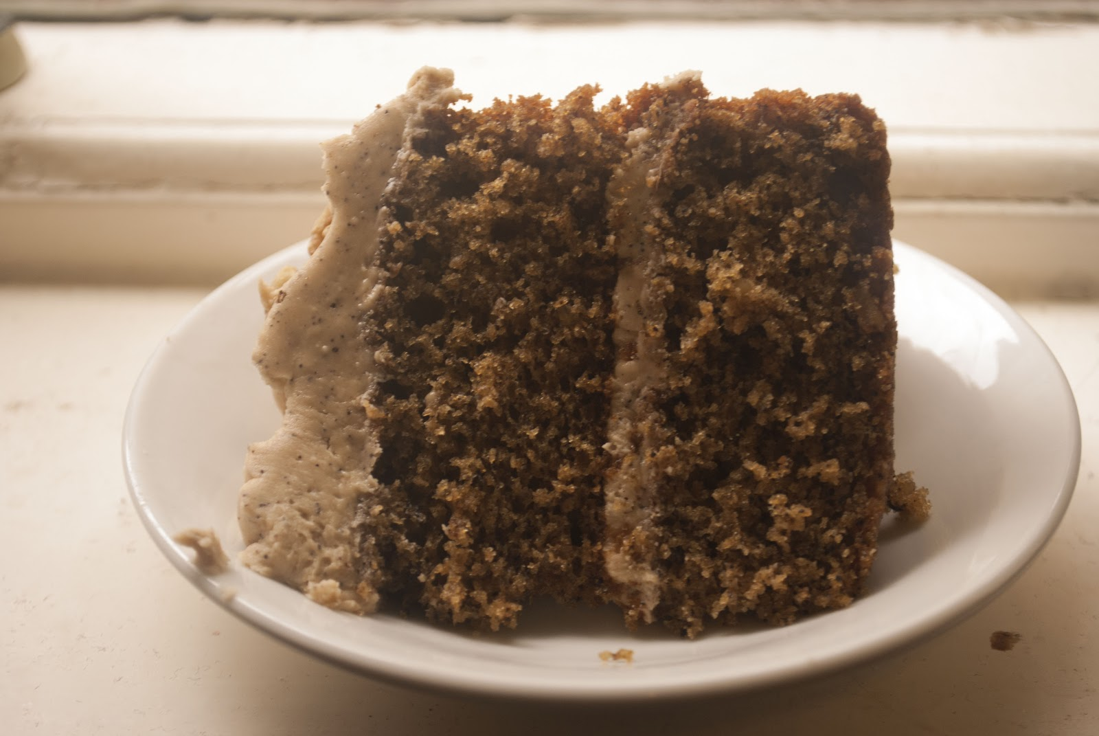 mbakes: Coffee and Walnut Cake