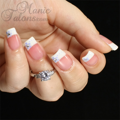 American Manicure, French Manicure, Couture Gel Polish