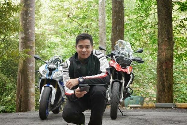 Adi Fashla Terkejut Tuduhan Tak Betul Kemalangan Di Bentong