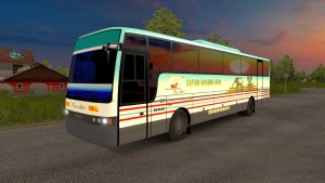 Bus mod Adiputro Vanhool