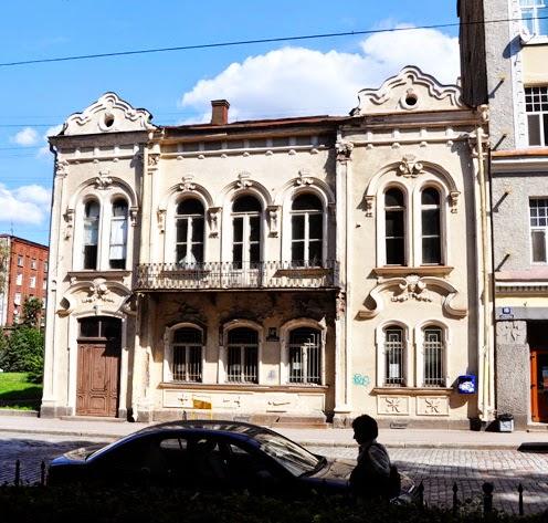 Дом купца Сергеева