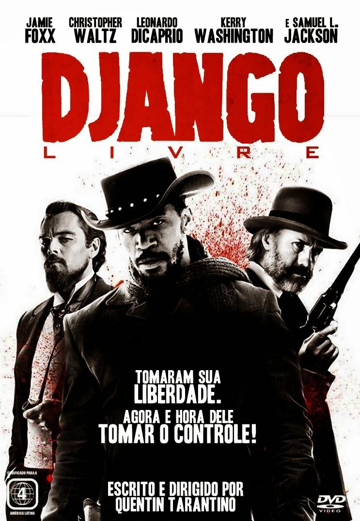 Django Livre – Dublado (2012)
