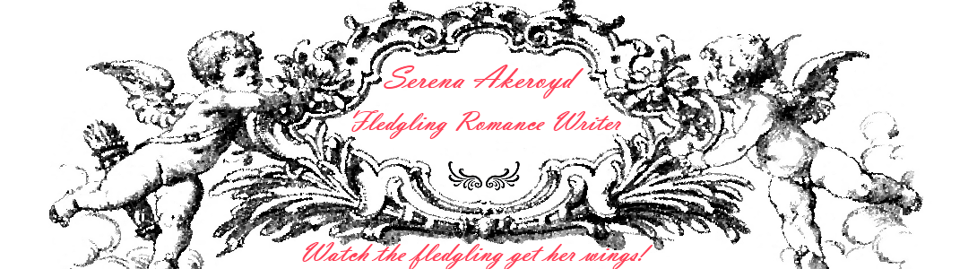 Serena Akeroyd - Fledgling Romance Writer